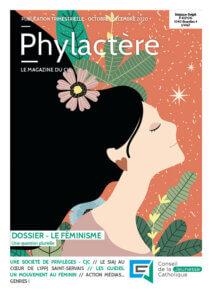 Phylactère CJC Jeunesse Féminisme